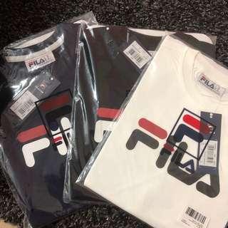 Fila logo tee/tshirt