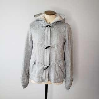 American Eagle Grey Coat