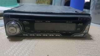 JVC stereo CD