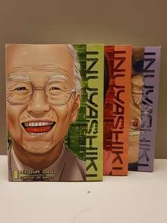 Inuyashiki Vol 1-3