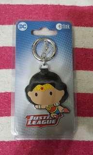 Wonder Woman Justice League Ezlink Charm