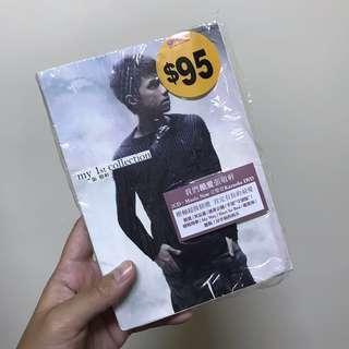 張敬軒 Hins Cheung 1st Collection 專輯 大碟 CD DVD