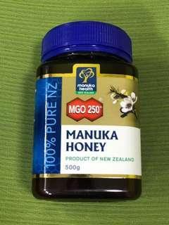 Super Deal: Manuka Health Honey MGO 250 (500g)