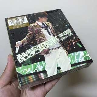 張敬軒 Hins Cheung 酷愛 演唱會 Concert 專輯 大碟 CD DVD