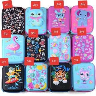 Smiggle pencil case - Hard Cover