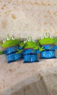 陶瓷玩具總動員三眼怪