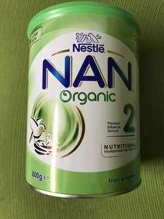 Organic NAN Stage 2 (For 6 Months onwards)