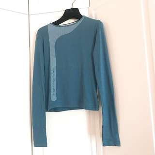 🇮🇹 Fornarina Made in Italy Long Sleeves Top Tee 長䄂衫 上衣