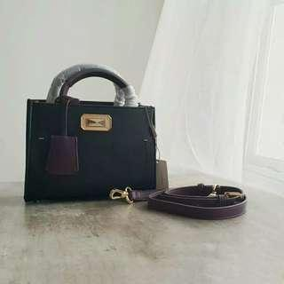 Charles and Keith 519 Structured Bag ORIGINAL