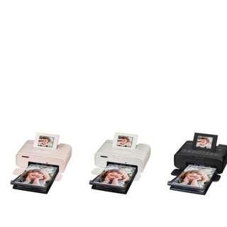 公司貨保內 Canon Selphy CP1200 熱昇華相印機