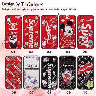 Casing murah T colours semua type handphone 100k /4