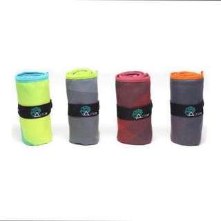 BNIP Acteon Microfibre Gym Towels SET