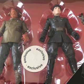 Star Wars Black Series Admiral Ackbar-First Order Officer. Toys R Us Exclusive