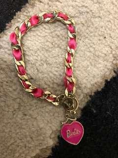 Barbie Chanel style bracelet