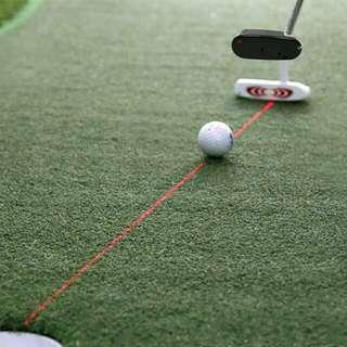 Golf Putter Laser training aid for putting