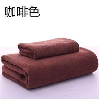 🚚 浴巾❤️送小毛巾