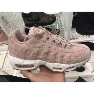 nike air max95 粉色