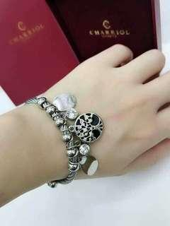 High quality stainless bangle