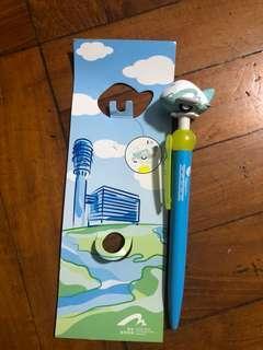 香港國際機場纪念筆