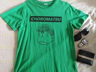 Green Tshirt from japan