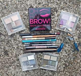 On Hold// 14pc Make-up Bundle