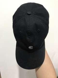 🚚 Carhartt 今年最新款老帽 黑 9.5成新
