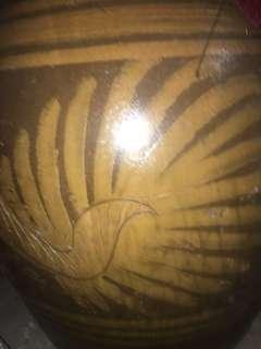 Extra Large Jar Floor Vase