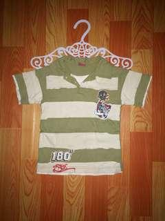 5T Boys Polo Shirt