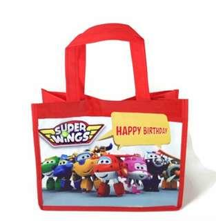 1for$1.20 12for$14 Super Wings Jett Jerome Donnie Dizzy Paul Mira Grand Albert Bello Goodie Bag for birthday party celebration