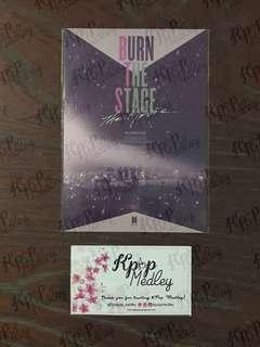 (ON HAND) Limited Official Burn The Stage Post Card from CGV