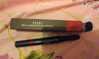 BNIB Korean Brand Reddy Matte Lipstick in the shade MVP