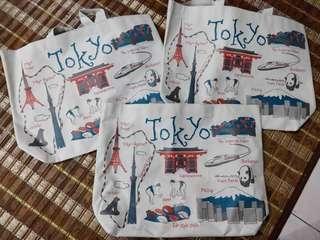 Tote Bag Tokyo