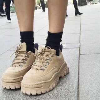 原宿風老爺鞋24