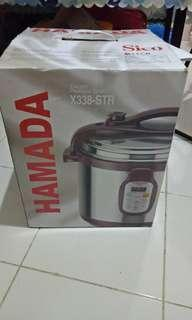 HAMADA Pressure Cooker