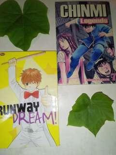 Legends chinmi & Runway Dream