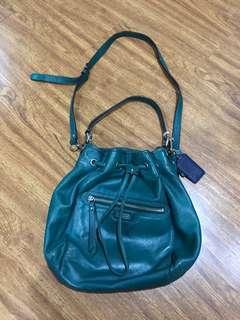 Authentic Coach 3-way Bag