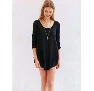 European Chiffon Dress/Top