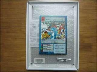 數碼暴龍卡 digimon card ts-2000