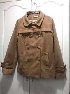 搬屋清貨 日本 韓國 貴氣 氣質 外套 褸 冬季 修身