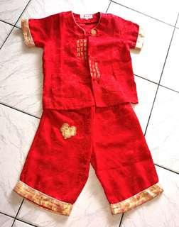 Preloved CNY Costume