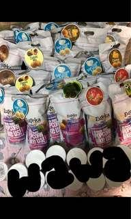 Cheapest Eureka popcorn Xmas special (free mini goodie bag with every purchase)