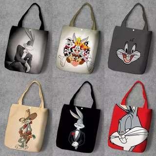 Looney Tunes Bug Bunny Tote Bag