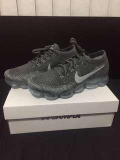 Nike Air Vapourmax Flyknit Ashphalt US10