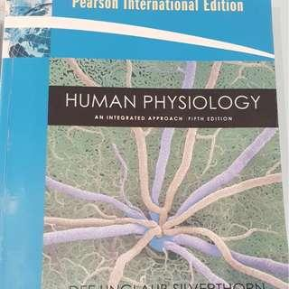 Human Physiology An Integrated Approach - Dee Unglaub Silverthorn