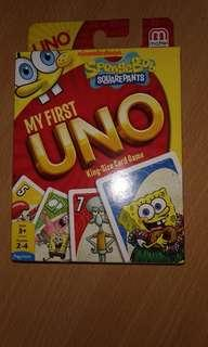 Authentic Mattel UNO limited edition