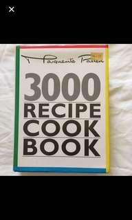 CLEARANCE SALES {Stationary - Cookbook} Recipe Cook Book by Britain's best selling cookery writer - Marquerite Patten
