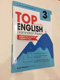 Top English Examination Papers - Primary 3