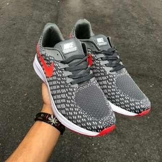 Nike Zoom Pegasus 35 Grey Red
