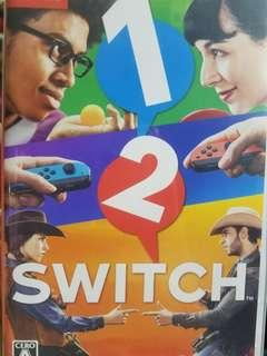 Switch game 1+2