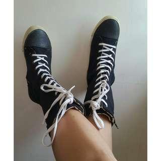 RUSTY LOPEZ Combat Shoes